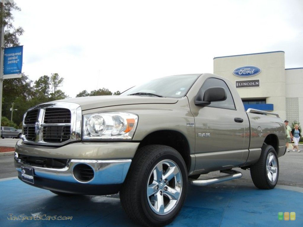 Dodge Ram 1500 Regular Cab 4x4 Photos And Comments Www