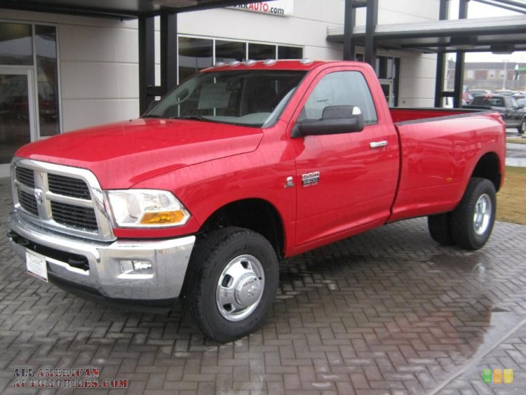 dodge ram 3500 regular cab 4x4 photos and comments. Black Bedroom Furniture Sets. Home Design Ideas