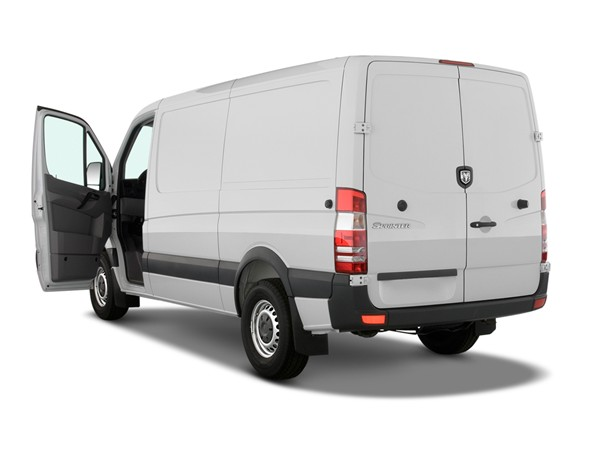 dodge sprinter 2500 van-pic. 2