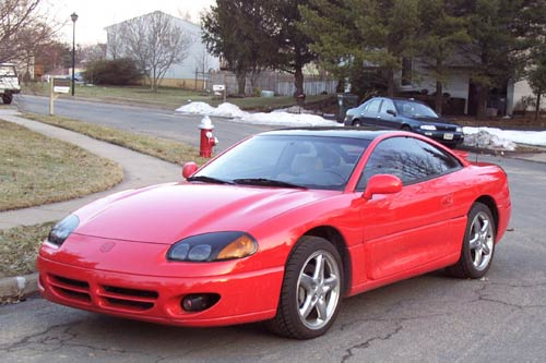 dodge stealth rt turbo #1