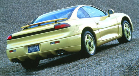 dodge stealth rt turbo #4