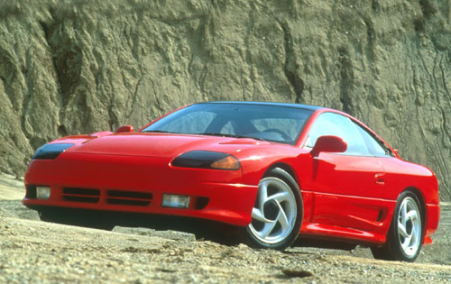 dodge stealth rt turbo #6