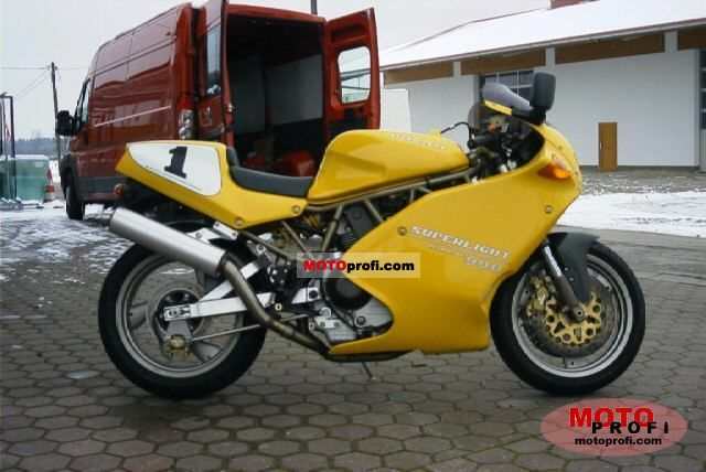 ducati 900 superlight-pic. 1