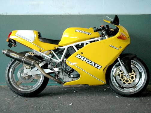 ducati 900 superlight-pic. 2