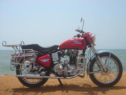 enfield india bullet 350