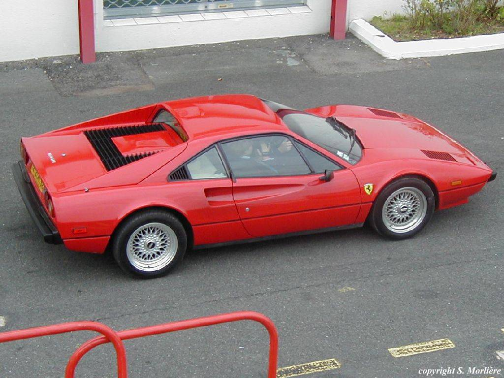 ferrari 308 gtb photos and comments. Black Bedroom Furniture Sets. Home Design Ideas