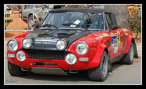 fiat 124 abarth rally-pic. 2