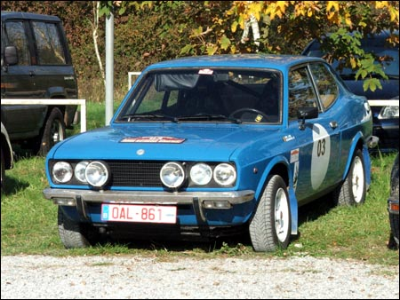 fiat 128 coupe #4