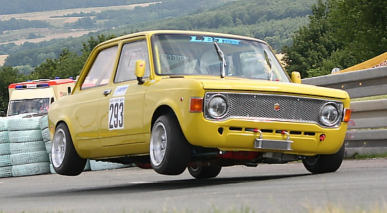 fiat 128 coupe #5
