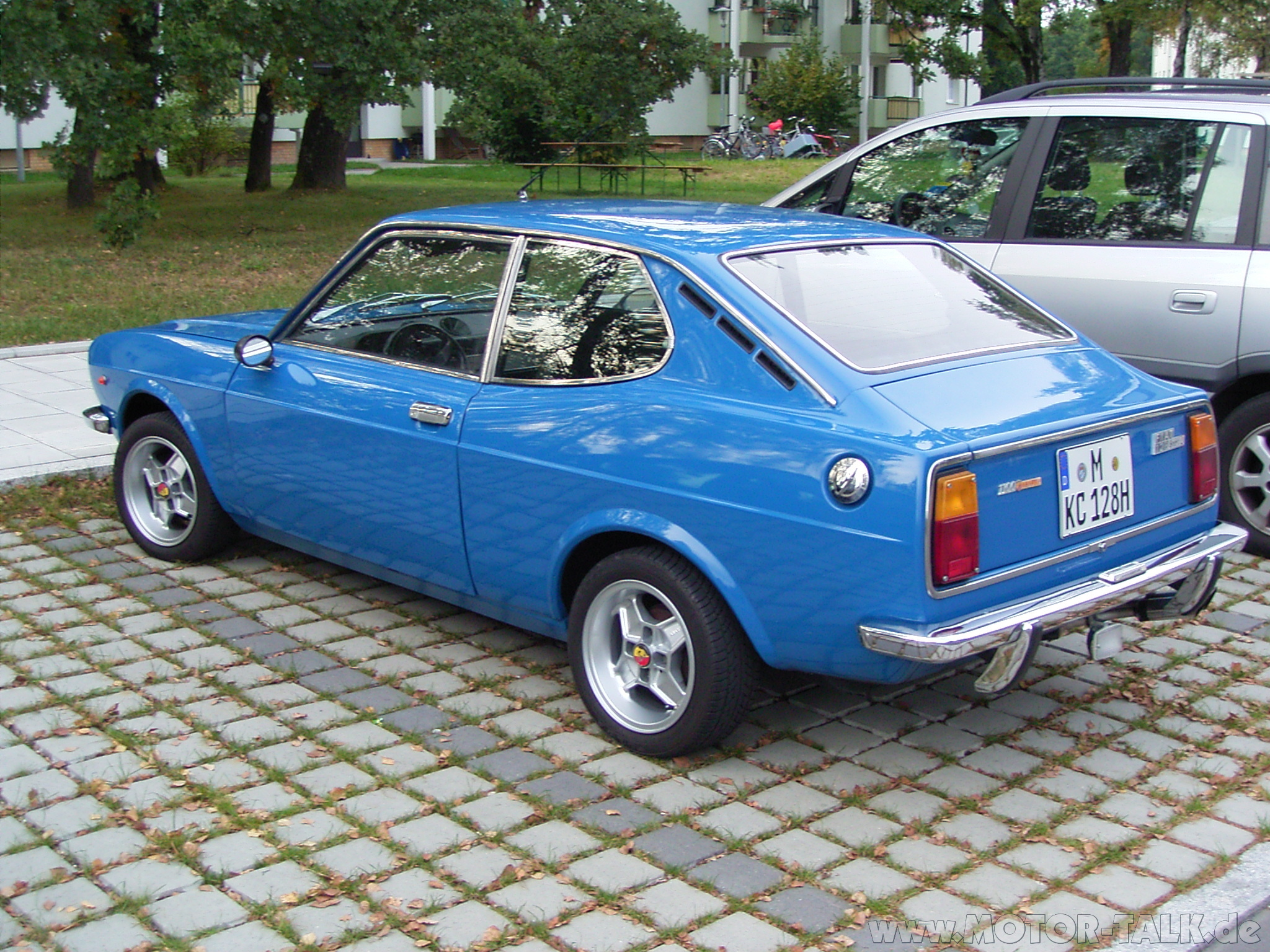 fiat 128 coupe #8