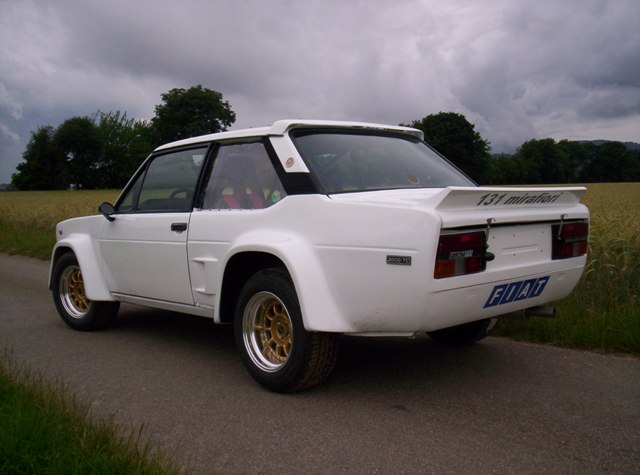 fiat 131 racing-pic. 1
