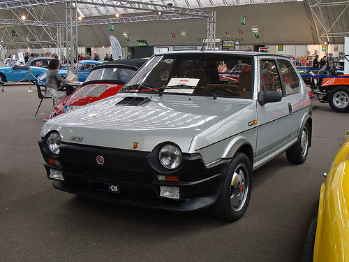 fiat abarth ritmo photos and comments. Black Bedroom Furniture Sets. Home Design Ideas