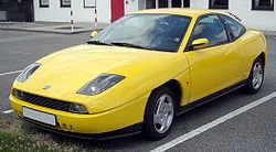 fiat coupe #0