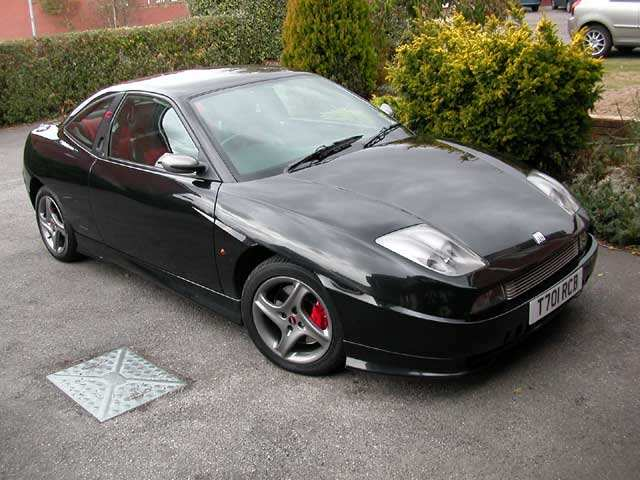 fiat coupe #1