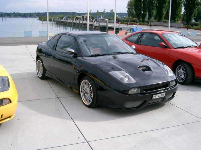 fiat coupe #2