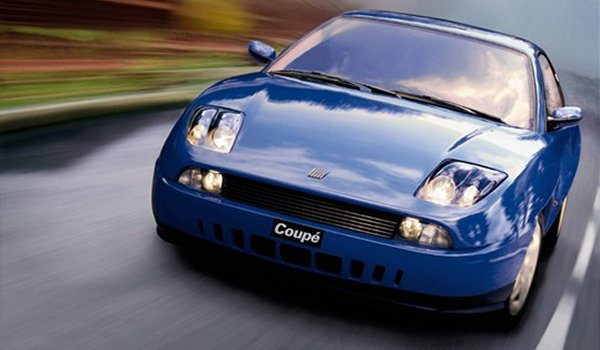 fiat coupe #8