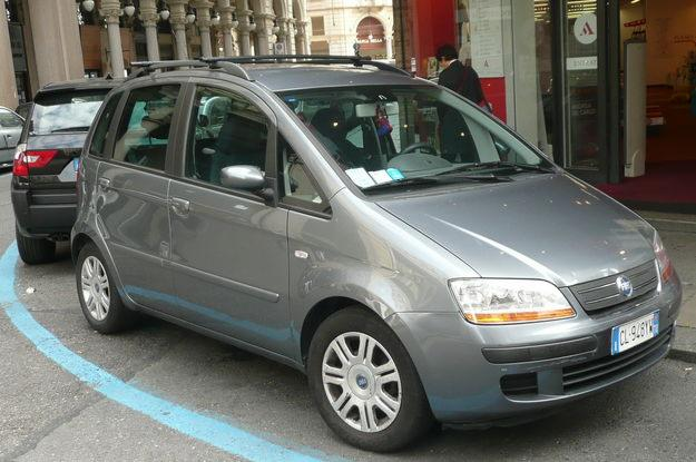 fiat idea 1.3 multijet #3
