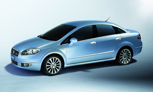 fiat linea 1.4 emotion