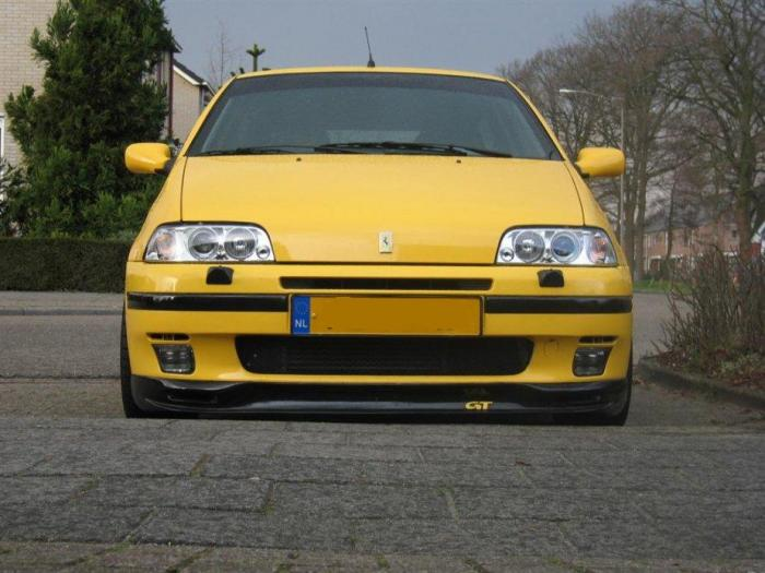 fiat punto gt photos and comments. Black Bedroom Furniture Sets. Home Design Ideas