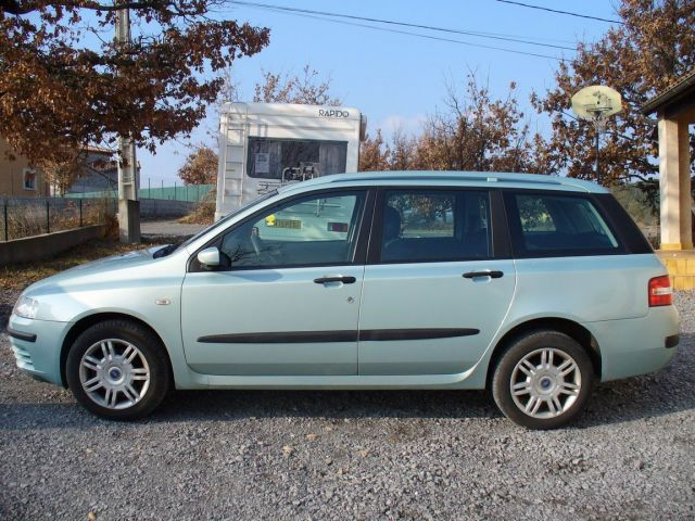 fiat stilo break photos and comments