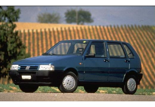 Fiat uno 60 s. Photos and comments. www.picautos.com