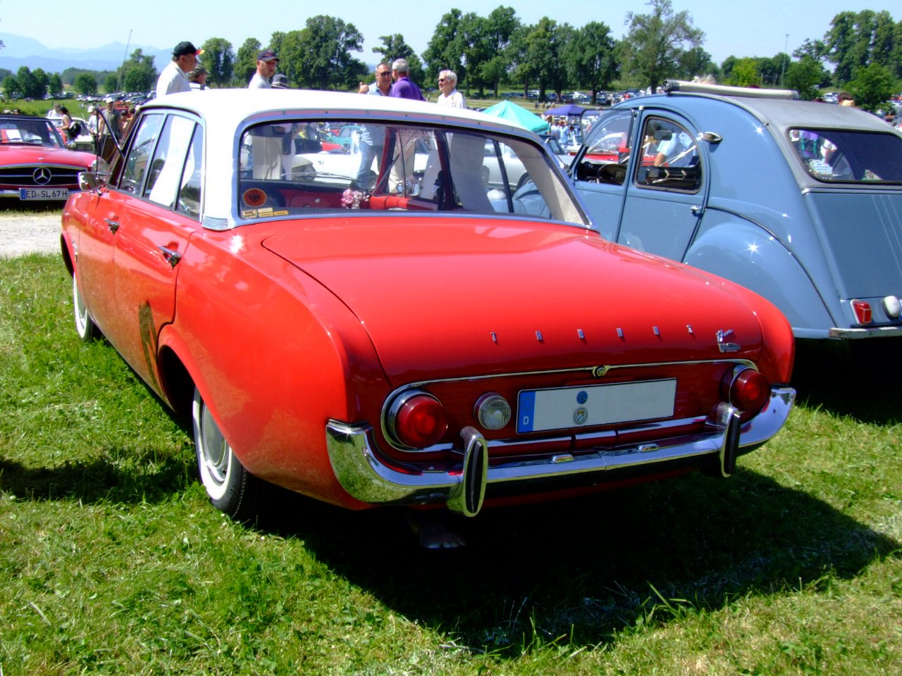 ford 17 m #7