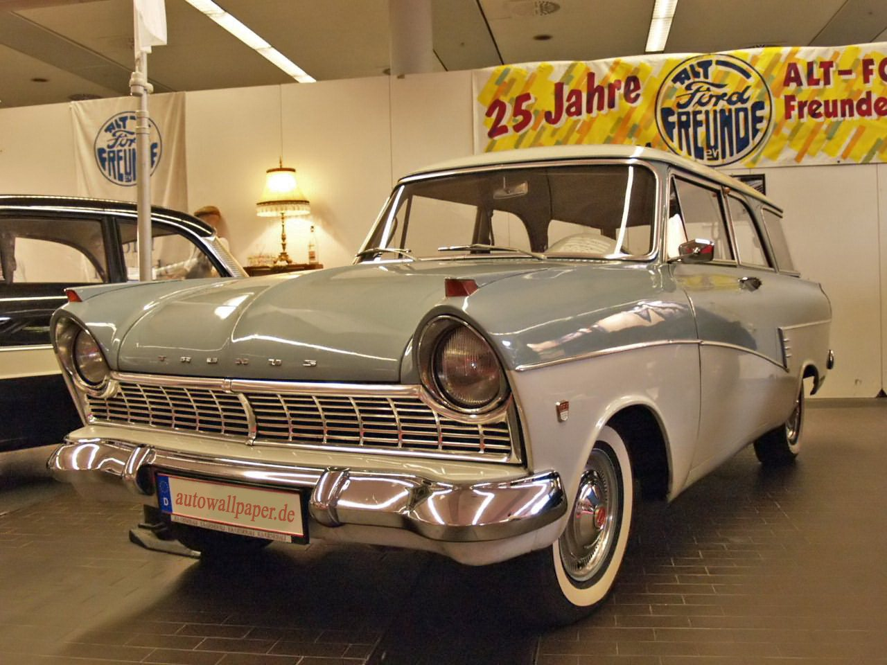 ford 17 m #8