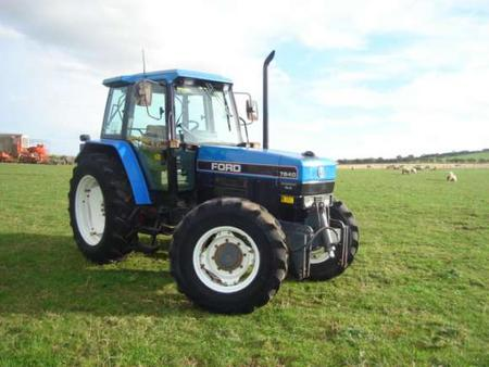 ford 7840 #1