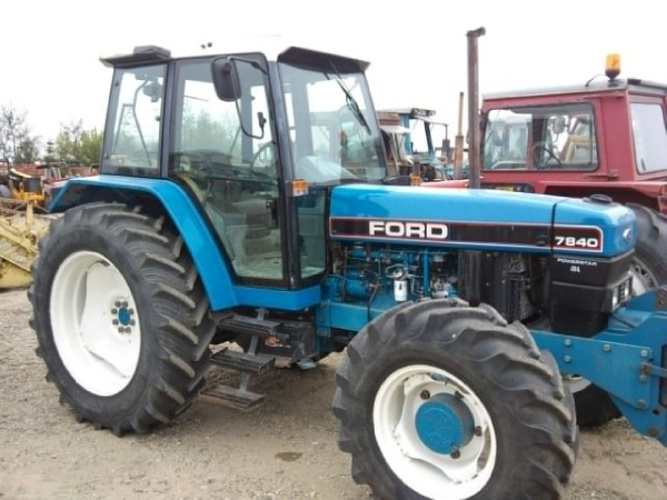 ford 7840 #2