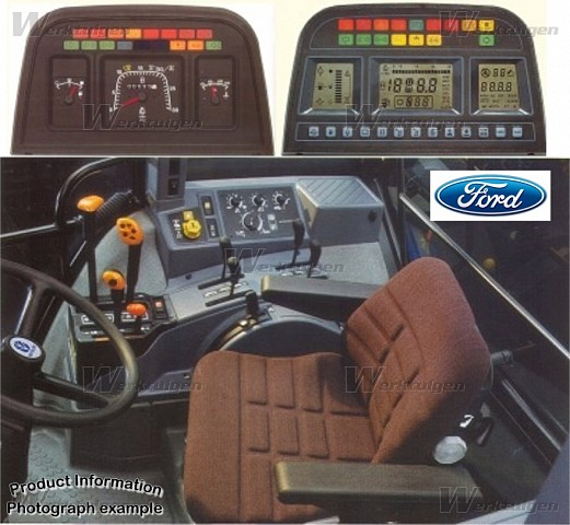 ford 7840 #5