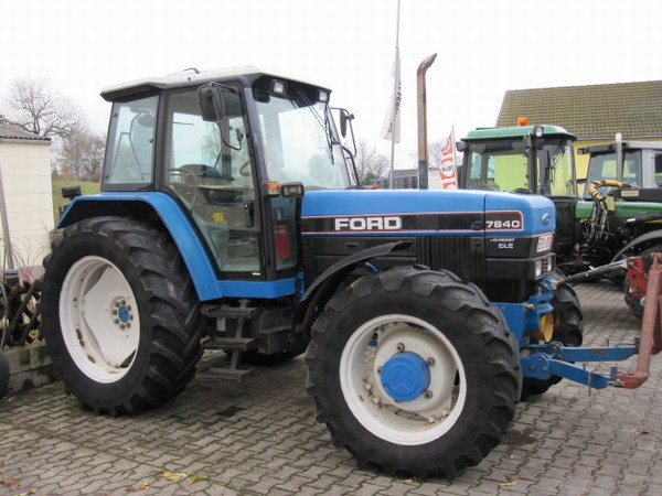 ford 7840 #8