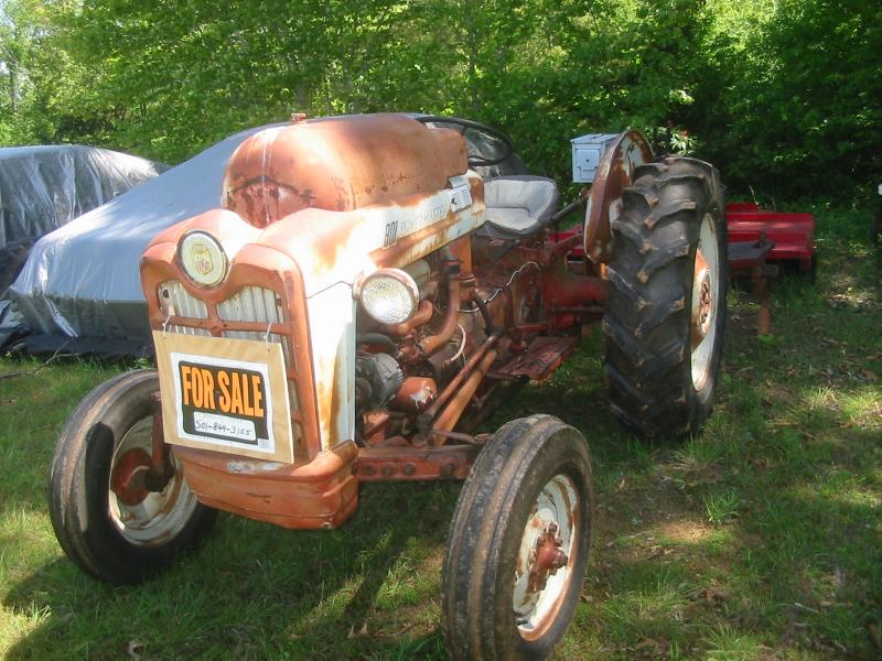 801 Ford Tractor : Ford photos and comments picautos