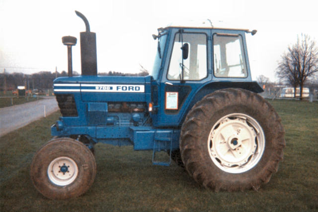 Ford 8700 Tractor : Ford photos and comments picautos