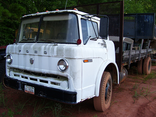 ford c-700 #0