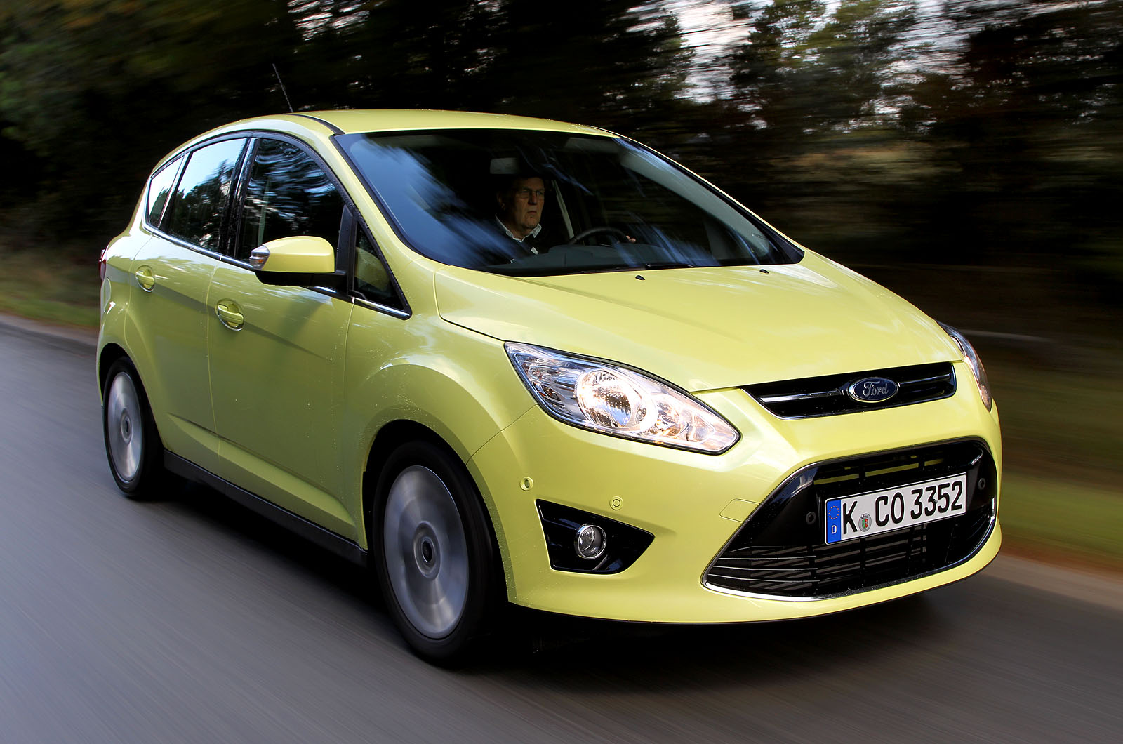 ford c-max 1.6 ecoboost #1