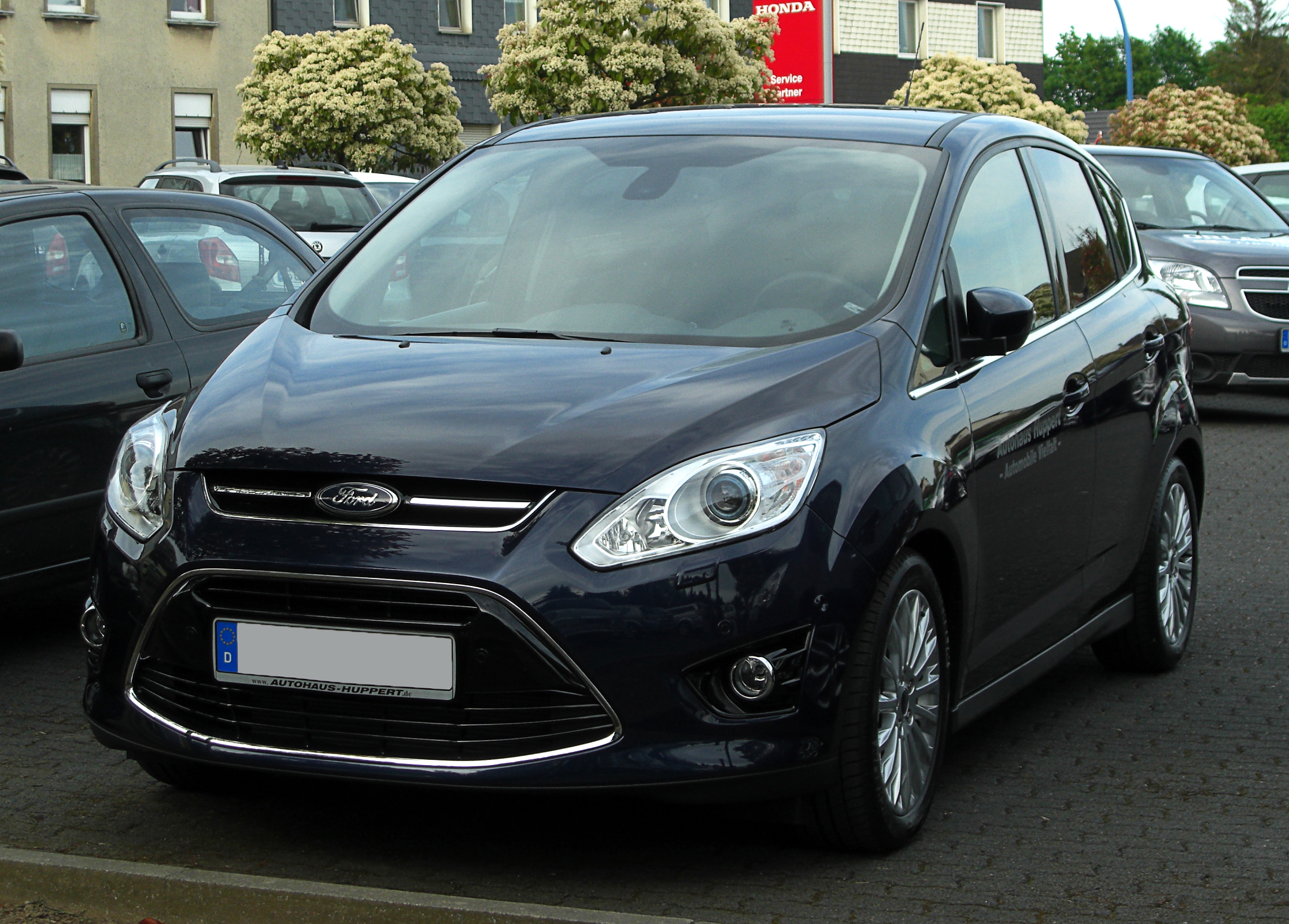 ford c-max 1.6 ecoboost #5