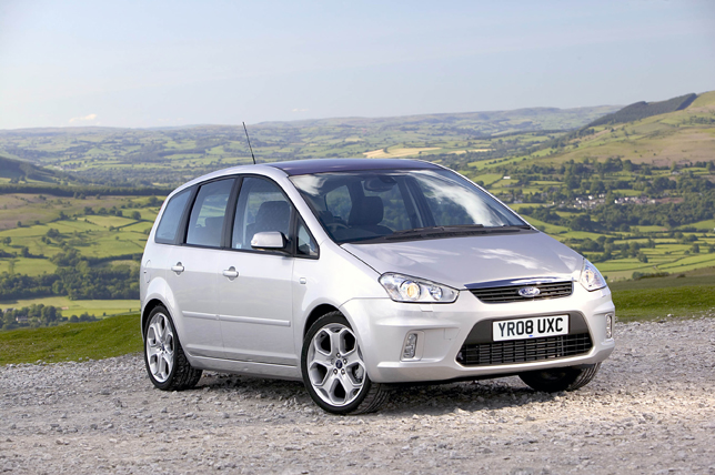 ford c-max 1.6 tdci #0