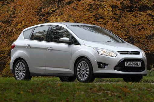 ford c-max 1.6 tdci #6