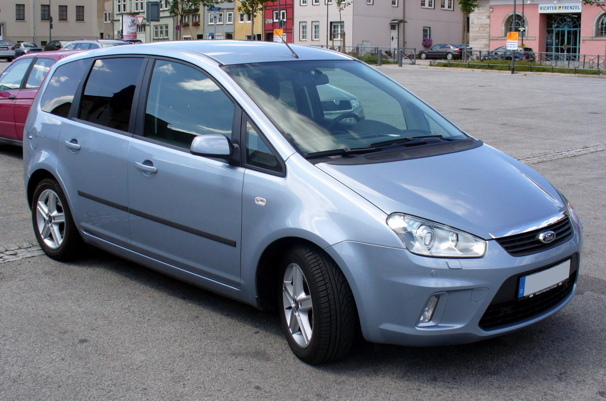 ford c max 2 0 photos and comments. Black Bedroom Furniture Sets. Home Design Ideas