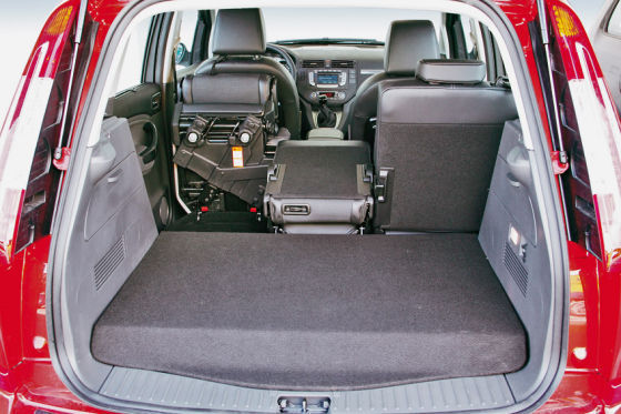 ford c max 2 0 cng photos and comments. Black Bedroom Furniture Sets. Home Design Ideas
