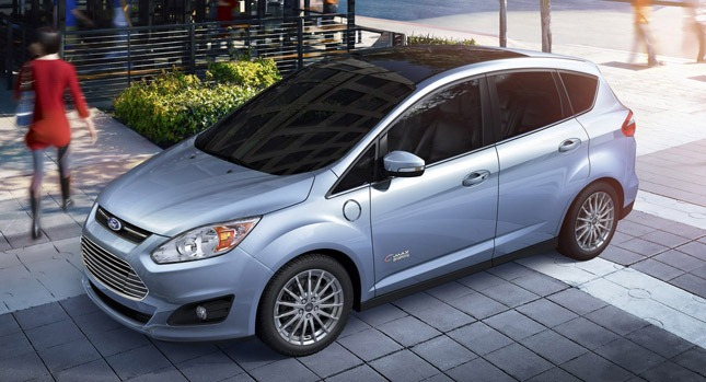 ford c-max energy #4