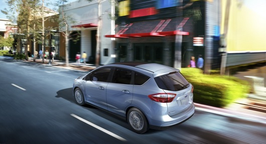 ford c-max energy #5