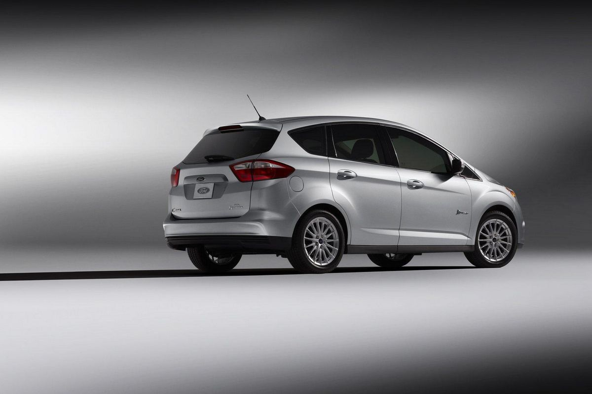 ford c-max energy #6