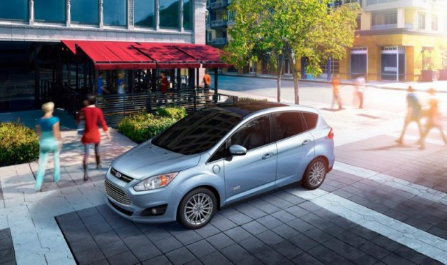 ford c-max energy #7