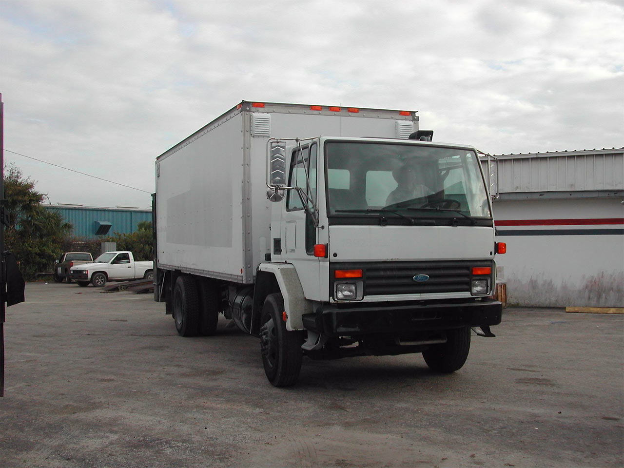 ford cf-7000 #8