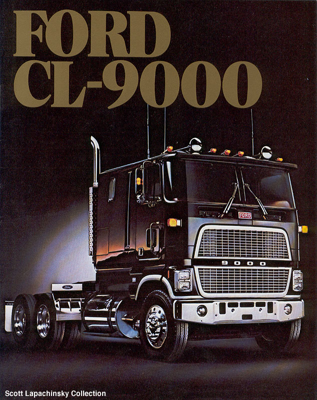 ford cl-9000 #0