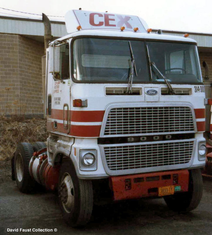 ford cl-9000 #3