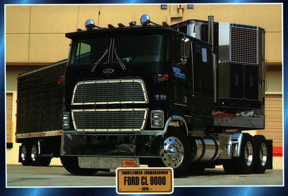 ford cl-9000 #4