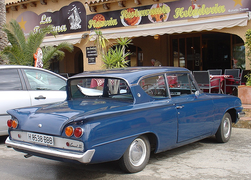 ford consul classic 315 photos and comments. Black Bedroom Furniture Sets. Home Design Ideas