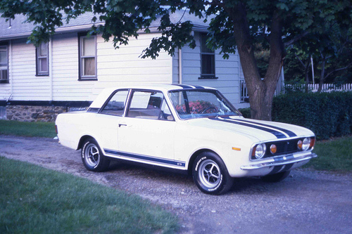ford cortina 1600 gt-pic. 1